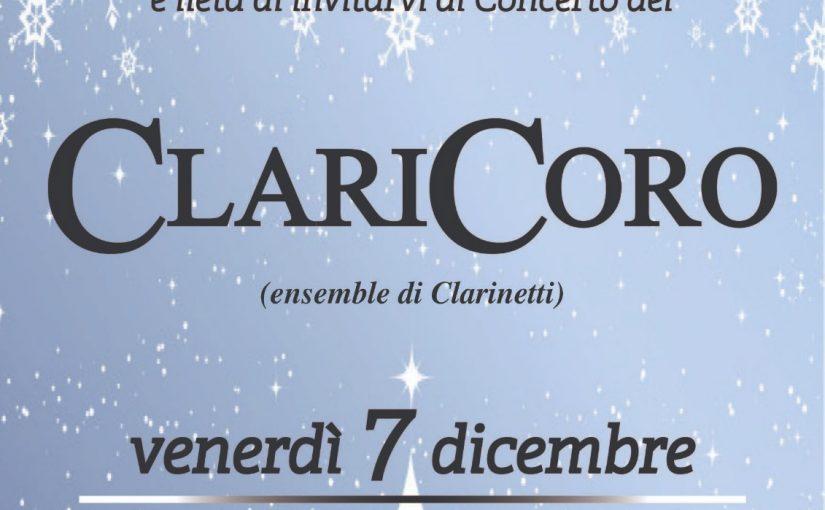 Concerto ClariCoro a Martignacco